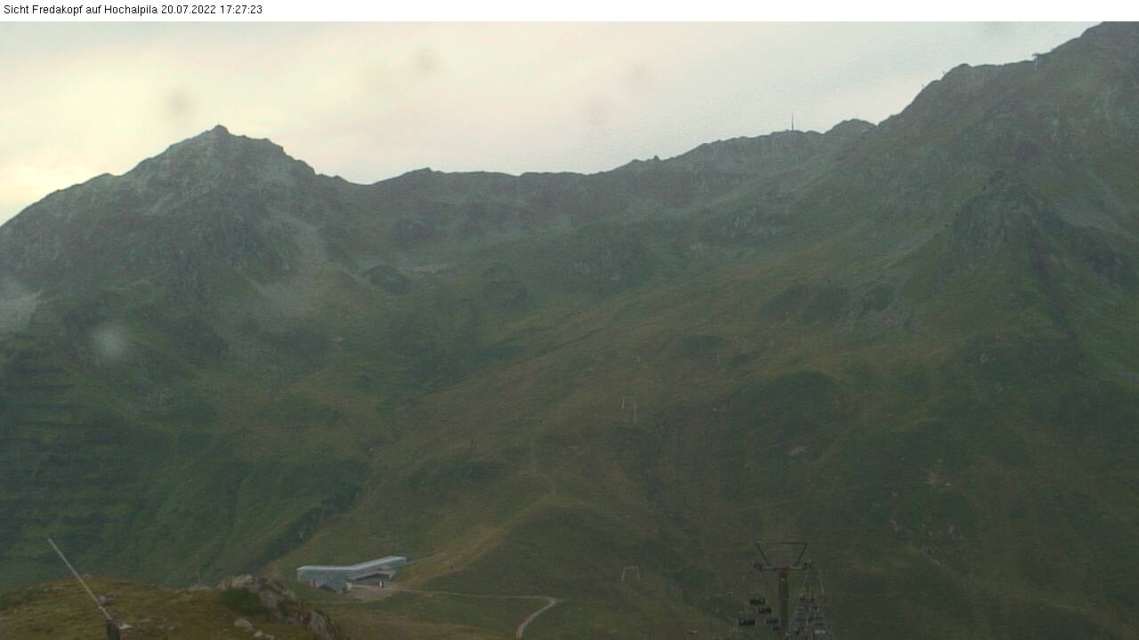 Montafon  Fredakopf auf Hochalpila (2252 m)