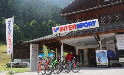 Klettersteigset Intersport : Standorte intersport silvretta montafon