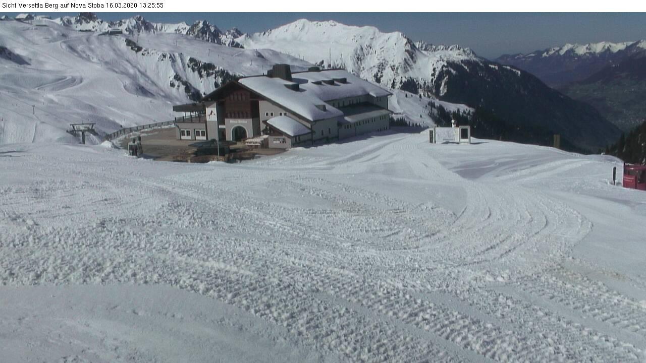 Silvretta Montafon - St. Gallenkirch-Gortipohl webcam